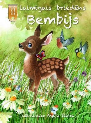 Zvaigzne ABC - Laimīgais briedēns Bembijs. Pasaku klasika