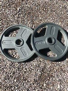 weider  lb olympic plate   pound total barbell weight    sj ebay