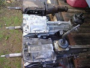 Chevy S10 5 Speed Transmission