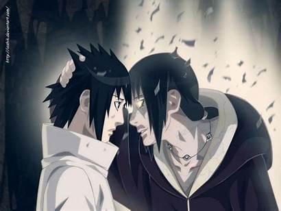 Itachi Sasuke Wallpapers Naruto Uchiha Shippuden Brothers