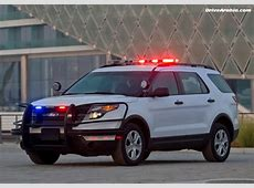 ford 2013 explorer cops First drive 2013 Ford Taurus