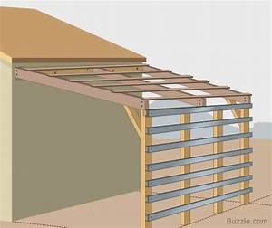 How to Build a Strong and Sturdy Lean-to Roof Handyman