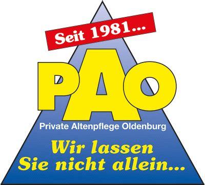 branchenportal  pao private altenpflege oldenburg