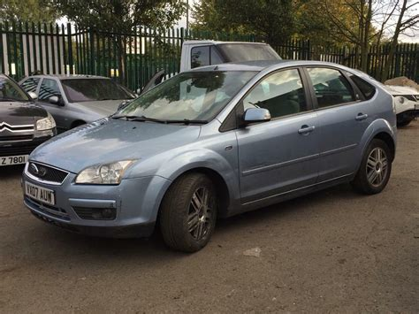 Ford Focus Automatic by 2007 Ford Focus Ghia Automatic 2l Petrol Mot 31 05 2018