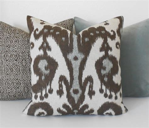grey and brown throw pillows brown and gray throw pillows bestsciaticatreatments 6951