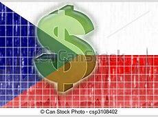 Czechoslovakia flag finance economy Flag of