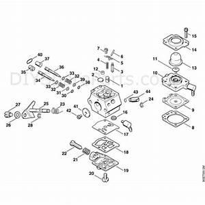 Stihl Fc 72 Edger  Fc 72  Parts Diagram  F