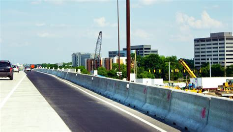 precast concrete highway barrier npca