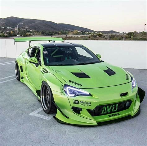 toyota gt86 2013 frs brz parts inspiration