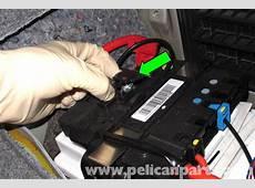 BMW E90 Battery Replacement E91, E92, E93 Pelican