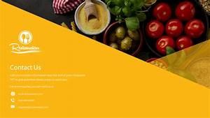 Templates Agenda Restaurant Business Premium Powerpoint Template Slidestore