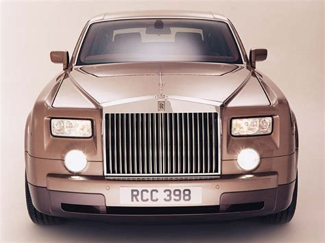 2003→2012 Rolls-royce Phantom