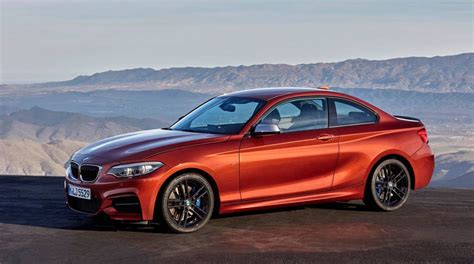 Bmw Launch by 2017 Bmw 2 Series Revealed Ahead Of September Launch Photos