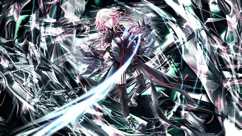 anime guilty crown download guilty crown wallpaper and background image 1600x900