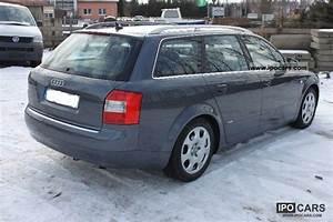 Audi A4 V6 Tdi : 2003 audi a4 2 5 tdi v6 quattro s line car photo and specs ~ Medecine-chirurgie-esthetiques.com Avis de Voitures