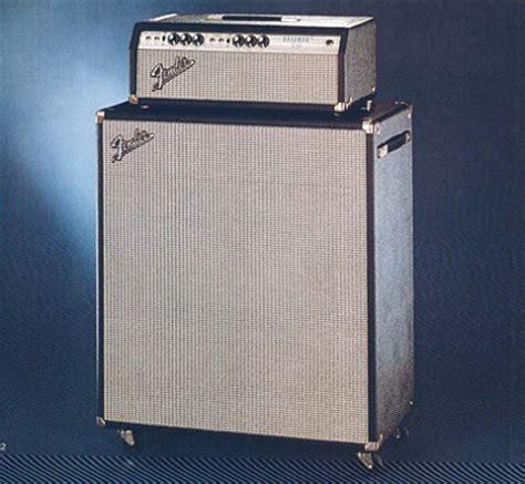 Fender Bassman Cabinet 4x12 by Fender Bassman 50 And 2x15 Quot Speaker Cabinet