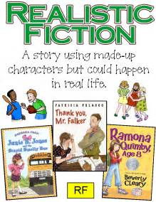 Reading Genres Realistic Fiction