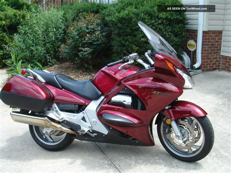 2005 Honda St 1300