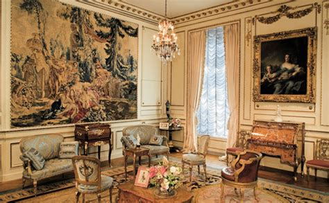 Interior Designer Jacques Garcia Celebrating Decor by Drawing Room Hillwood Estate Museum And Garden