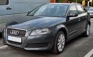 Audi A3 Sportback 2010 : file audi a3 ii sportback facelift 20090821 front jpg wikimedia commons ~ Melissatoandfro.com Idées de Décoration