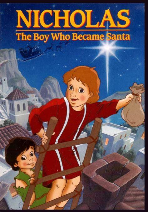 nicholas  boy   santa seton educational media