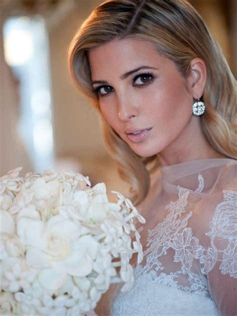 ivanka trump bridal makeup   beauty expert nikol johnson