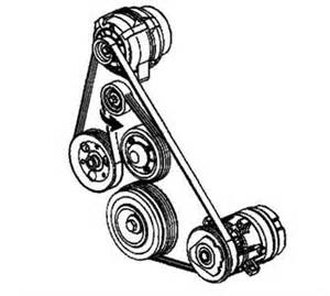 similiar buick lucerne belt routing keywords buick lacrosse serpentine belt diagram on 2005 buick lacrosse 3 8