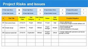 project management issues log template military With project management issues log template