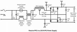 Passive Pfc Circuit For 250w Pc Power Supply
