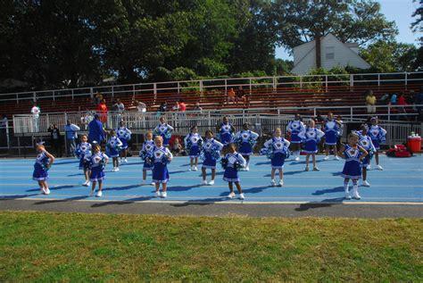 wild malverne high schools football field herald
