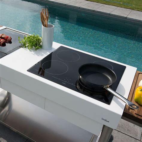 Chauffage Cuisine - chauffage et cuisine outdoor l 39 esprit jardin