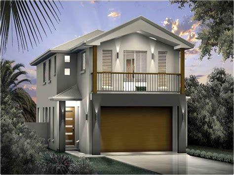 Small Lot Beach House Plans in 2020 Beach house plans