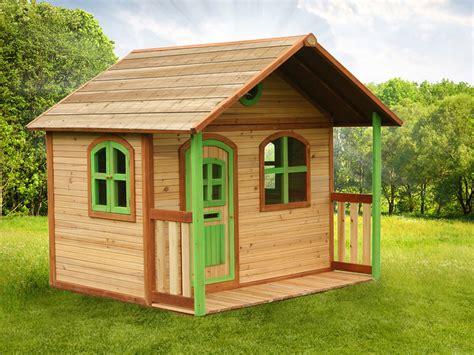 cabane enfant bois quot milan quot 1 80 x 1 65 x 1 75 m 39552