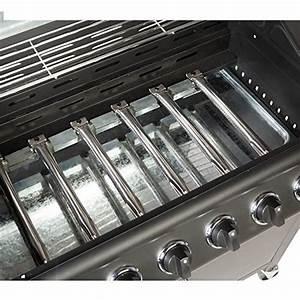 Taino Gasgrill 6 Brenner : gasgrill bbq grillwagen 6 edelstahl brenner clictrade test ~ Sanjose-hotels-ca.com Haus und Dekorationen