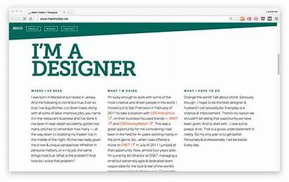 Portfolio Resume Intern Put Things Graphic Mark