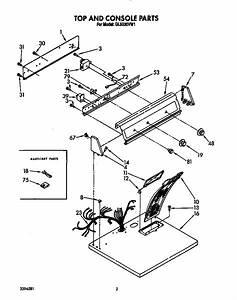 Refrigerators Parts  Roper Dryer Parts