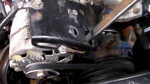 Alternator Belt Tightening Made Easy