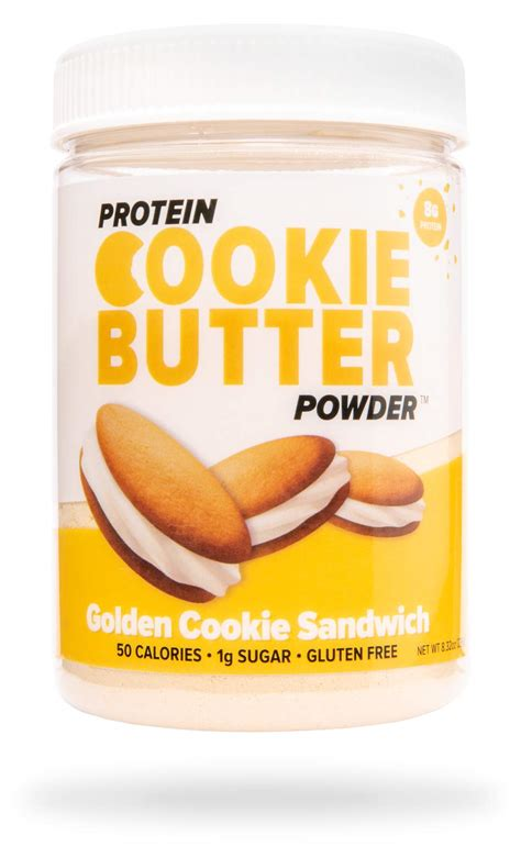 Amazon.com : FDL Protein Powder Cookie Butter with Whey