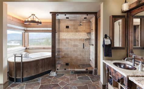 rustic bathtub tile surround shower enclosure ideas bathroom traditional with bathroom