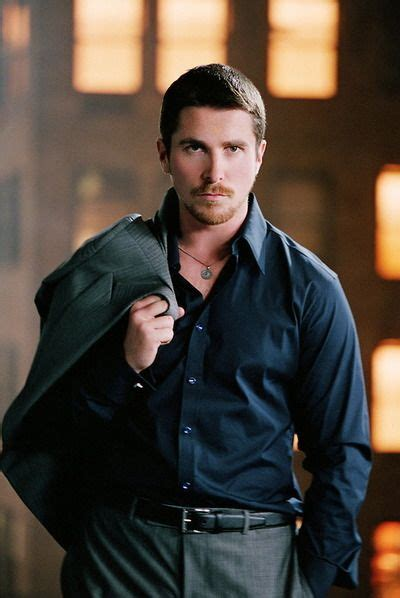 Christian Bale Hotter Than Hell Obsession