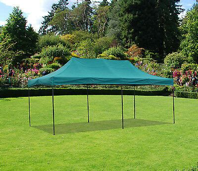 canopy commercial fair shelter car shelter wedding pop tent heavy duty ebay