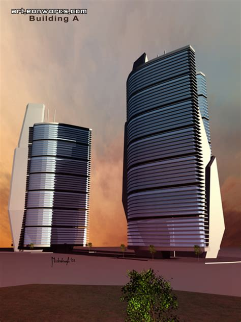 Scifi Building Concepts, Game Concepts