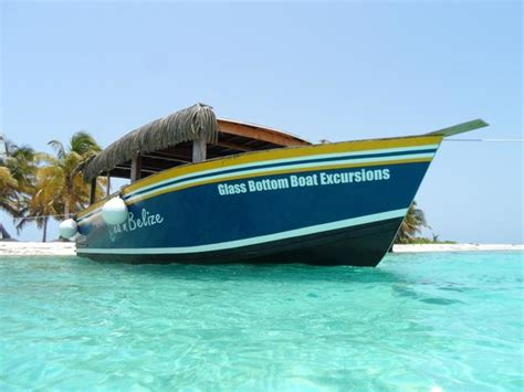 Glass Bottom Boat Tours Belize by Belize Sailing Charters Day Trips Placencia Address