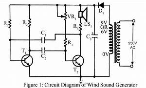 Wind Sound Generator  U2013 Electronics Project