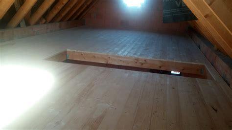 Dachboden Fußboden Verlegen