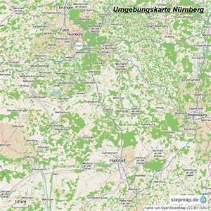 Möbelhäuser Nürnberg Und Umgebung : n rnberg karte umgebung deutschland karte ~ Markanthonyermac.com Haus und Dekorationen