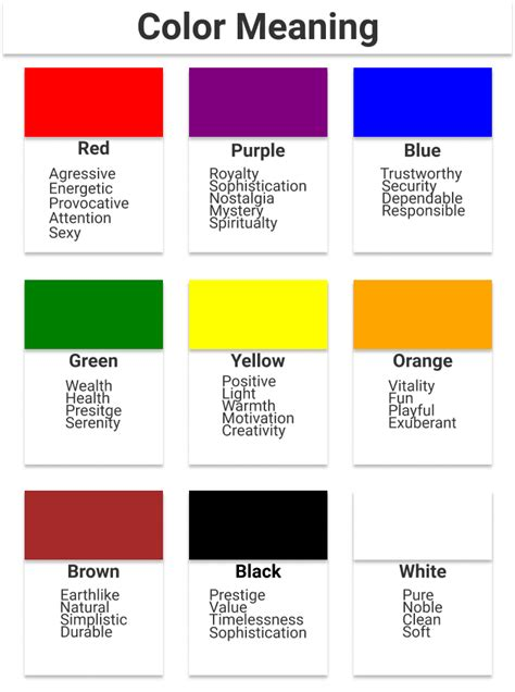colors and meanings color meaning vishnu dileesh medium