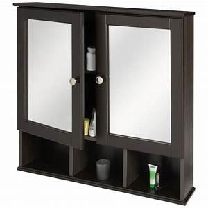 Armoire Pour Salle De Bain : armoire pharmacie salle de bain ~ Edinachiropracticcenter.com Idées de Décoration