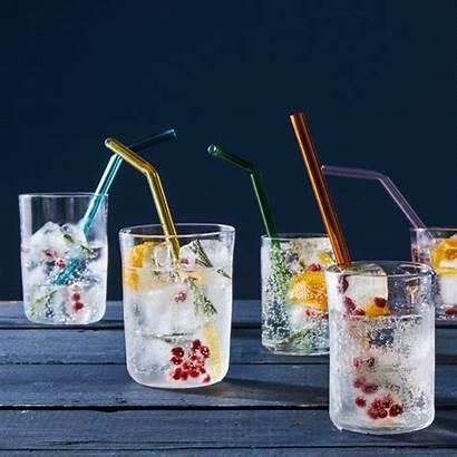 Glass Straws Food52