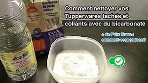 Nettoyer Du Cuir Avec Du Lait : comment nettoyer vos tupperwares tach s et collants avec ~ Melissatoandfro.com Idées de Décoration
